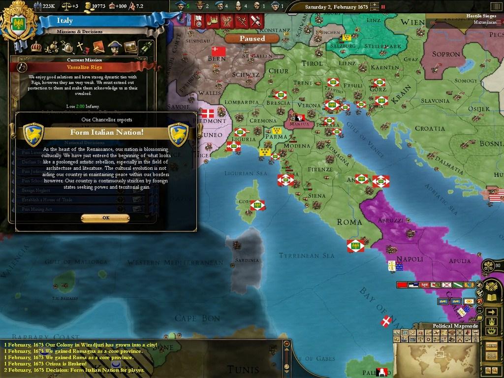 A Venice Divine Wind 5.1 AAR | Page 33 | Paradox Interactive Forums